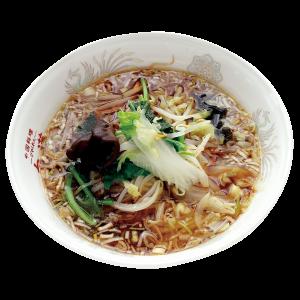 ラーメン_醤油野菜ラーメン