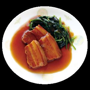 一品料理_東坡肉三枚肉の角煮